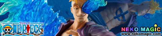 One Piece – Marco the Phoenix 1/8 PVC figure by Megahouse