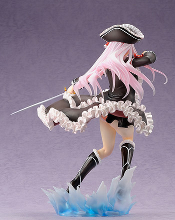 Queen's Blade Rebellion – Great Pirate Captain Liliana 1/7 PVC figure by Penguin Parade