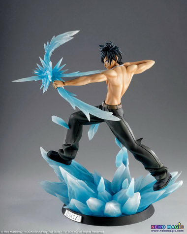 Fairy Tail – Gray Fullbuster HQF 1/8 PVC figure by Tsume