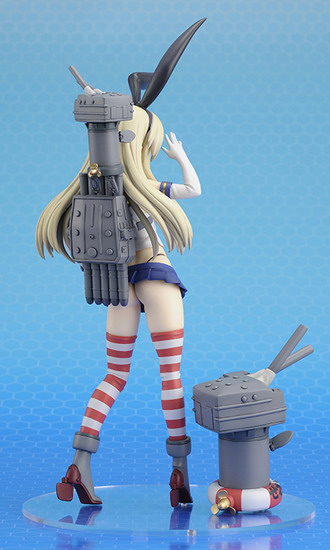 Kantai Collection – Shimakaze 1/8 PVC figure by AMAKUNI