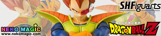 Dragon Ball Z – Vegeta Original Animation Colors S.H.Figuarts action figure by Bandai