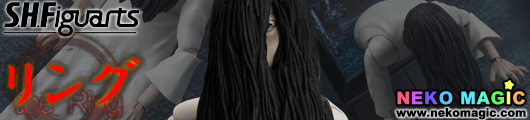 Ring – Yamamura Sadako S.H.Figuarts non scale action figure by Bandai