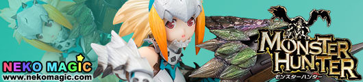 Monster Hunter – Bario Equipment with Princess Panoply 1/6 GK by Cerberus Project