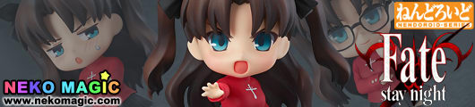 Fate/stay night – Tohsaka Rin Nendoroid No.409 action figure by Good Smile Company