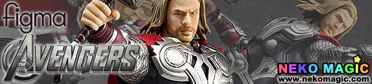 The Avengers – Thor figma 216 action figure by Max Factory