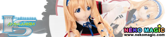 IS <Infinite Stratos> – Cecilia Alcott Hybrid Active Figure No.036 1/3 doll by AZONE