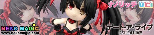 Date A Live – Tokisaki Kurumi Nanorich VC non scale action figure by Griffon Enterprises