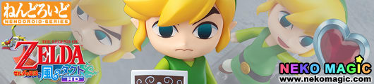 The Legend of Zelda: The Wind Waker – Link The Wind Waker Ver. Nendoroid No.413 action figure by Good Smile Company