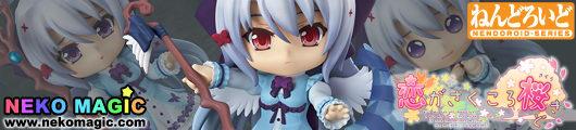 Koi ga Saku Koro Sakura Doki – Tina Nendoroid No.428 action figure set by Good Smile Company