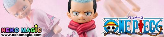 One Piece – Momonosuke 1/8 PVC figure by Megahouse
