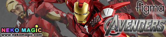 The Avengers – Iron Man Mark VII: Full Spec Ver. figma EX018 action figure by Max Factory