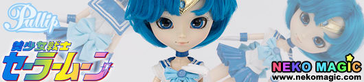 Bishojo Senshi Sailor Moon –Sailor Mercury Pullip doll by Groove