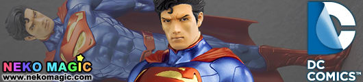 DC Comics Justice League – Superman NEW52 Edition 1/10 PVC figure by Kotobukiya