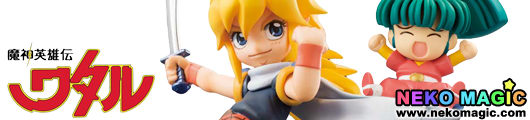 Mashin Hero Wataru   Tora Oh & Himiko & Burikinton non scale PVC figure by Megahouse