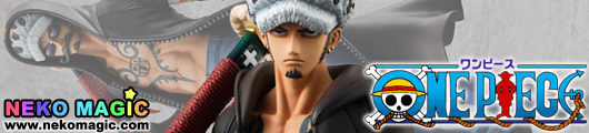 One Piece – Trafalgar Law Ver.2 1/8 PVC figure by Megahouse