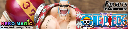 One Piece – Franky New World Ver. Figuarts Zero non scale PVC figure by Bandai