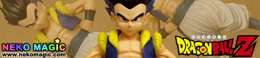 Dragon Ball Z – Gotenks non scale PVC figure by X Plus