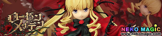 Rozen Maiden – Shinku 1/3 PVC figure by Griffon Enterprisess