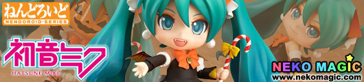 Vocaloid 2 – Hatsune Miku Halloween Ver. Nendoroid No. 448 action figure by Good Smile Company