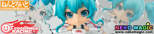 Vocaloid 2 – Racing Miku 2014 Ver. Nendoroid No.414 action figure by GoodSmileRacing