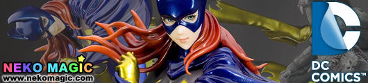 DC Comics Batman – Batgirl 1/7 PVC figure by Kotobukiya