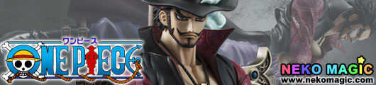 One Piece – Hawk eyes Dracule Mihawk Ver.2 1/8 PVC figure by Megahouse