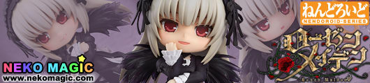 Rozen Maiden – Suiginto Nendoroid No.440 action figure set by Good Smile Company