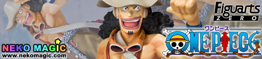 One Piece – Usopp New World Ver. Figuarts Zero non scale PVC figure by Bandai