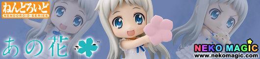 Ano Hi Mita Hana no Namae o Boku tachi wa Mada Shiranai – Honma Meiko Nendoroid No.204 action figure by Good Smile Company