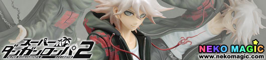 Super Danganronpa 2: Sayonara Zetsubou Gakuen – Komaeda Nagito 1/8 PVC figure by Kotobukiya