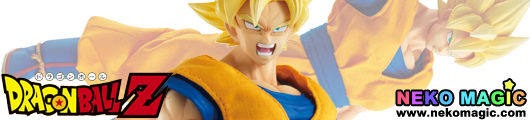 Dragon Ball Z – Super Saiyan Son Goku non scale PVC figure by Megahouse
