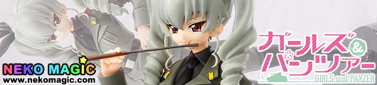 Girls und Panzer – Anchovy Standard Ver. 1/8 PVC figure by Penguin Parade