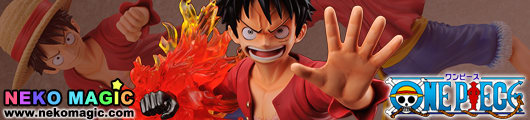 One Piece – Monkey D. Luffy New World Ver. Figuarts Zero non scale PVC figure by X Plus