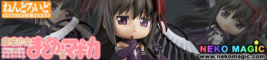 Puella Magi Madoka Magica the Movie: Rebellion – Devil Homura Nendoroid No.456 action figure by Good Smile Company