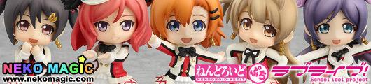 Love Live! – Love Live! Sore wa Bokutachi no Kiseki Ver. Nendoroid Petit trading figures by Good Smile Company