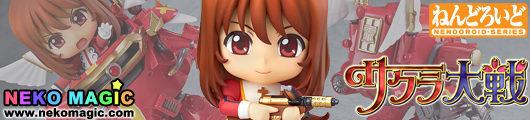 Sakura War – Erica Fontaine & Koubu F2 Nendoroid No.462 action figure by Good Smile Company