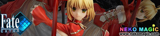 Fate/EXTRA – Saber Extra 1/7 PVC figure by Good Smile Company