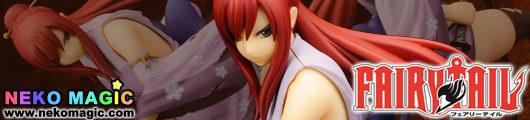 Fairy Tail – Erza Scarlet Battle Ver. 1/7 PVC figure by X plus
