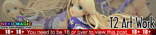 (18+) T2 ART GIRLS – Gin no Sharin no Kishihime Arianrhod 1/6 PVC figure by DRAGON Toy