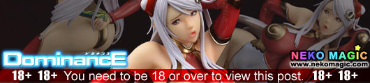DominancE – Elisa Red ver. 1/6 PVC figure by DRAGON Toy