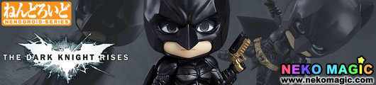 The Dark Knight Rises – Batman Hero's Edition Nendoroid No.469 action figure by Good Smile Company