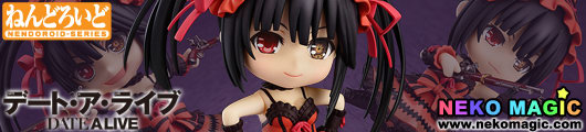 Date A Live – Tokisaki Kurumi Nendoroid No.466 action figure by Good Smile Company