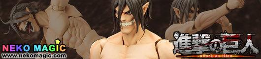 Attack on Titan – Eren Yeager Titan Ver. non scale plastic model kit by Kotobukiya
