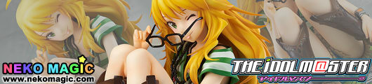 THE iDOLM@STER – Hoshii Miki 1/8 PVC figure by Phat! company