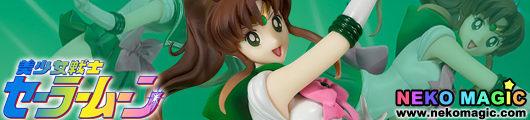 Bishojo Senshi Sailor Moon – Sailor Juptier Figuarts Zero non scale action figure by Bandai