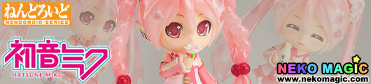 Vocaloid 2 – Sakura Miku Bloomed in Japan Nendoroid No. 500 action figure by Good Smile Company