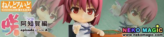 Saki Achiga hen episode of Side A – Miyanaga Teru Nendoroid No.471 action figure by Pony Canyon