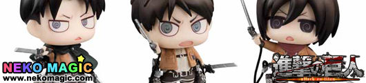 Attack on Titan – Attack on Titan Collection Figure trading figure by Media Factory
