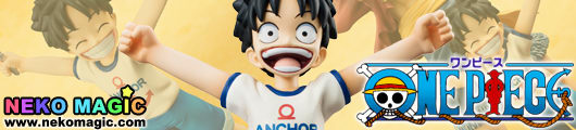 One Piece – Monkey D. Luffy 1/8 PVC figure by Megahouse