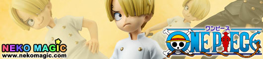 One Piece – Sanji 1/8 PVC figure by Megahouse
